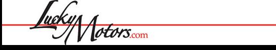 Lucky Motors Logo