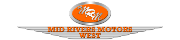Mid Rivers Motors West Logo
