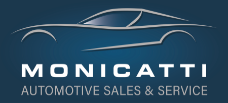 Monicatti Auto Sales Logo