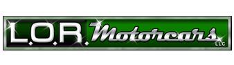 L.O.R Motorcars Logo