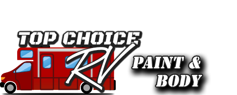 Top Choice RV Paint & Body Logo