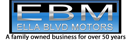Ella Blvd Motors Logo