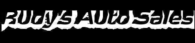 Rudy's Auto Sales Logo