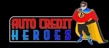 Auto Credit Heroes Logo