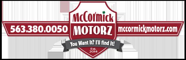 McCormick Motorz Logo