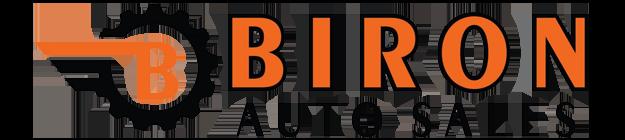 Biron Auto Sales Logo
