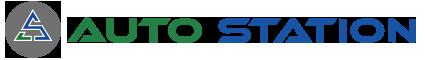Auto Station  Logo