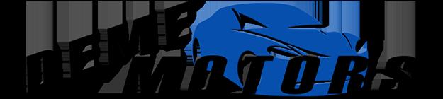 Deme Motors Logo