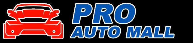 Pro Auto Mall  Logo