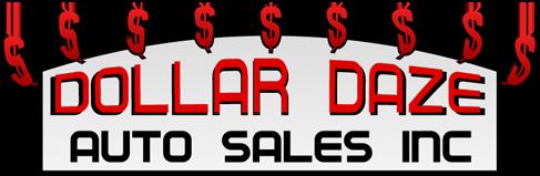 Dollar Daze Auto Sales Logo