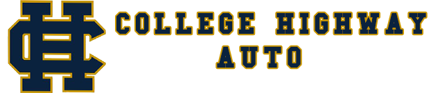 College Highway Auto Logo
