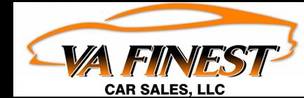 VA Finest Car Sales LLC Logo