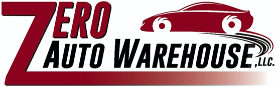 Zero Auto Warehouse Logo
