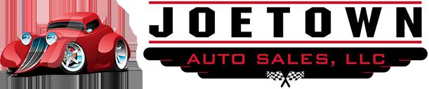 Joetown Auto Sales Logo