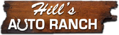 Hill's Auto Ranch Logo
