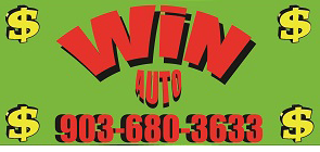 Win Auto Center - Gilmer Logo