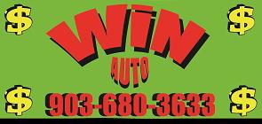 Win Auto Center - Gilmer Logo
