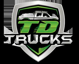 TD Trucks Logo