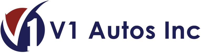 V1 Autos, Inc. Logo
