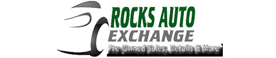 Rocks Auto Exchange Logo