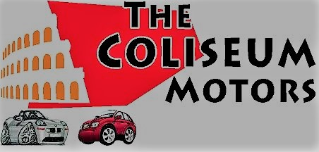 The Coliseum Motors Logo