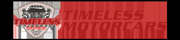 Timeless Motorcars Logo