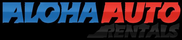 Aloha Auto Rentals Logo