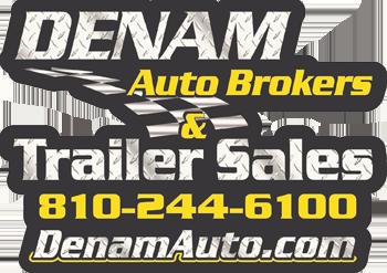 DENAM Auto Brokers & Trailer Sales Logo