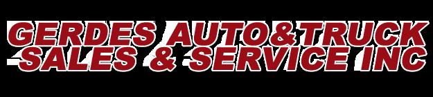 Gerdes Auto & Truck Sales & Service Inc Logo