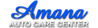 Amana Auto Care Center Logo