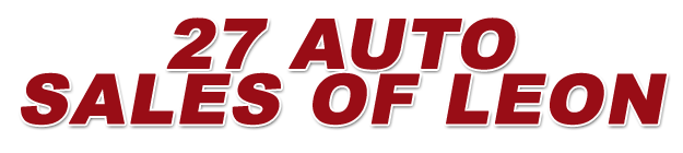 27 Auto Sales of Leon Logo