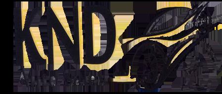 KND Auto Sales  Logo