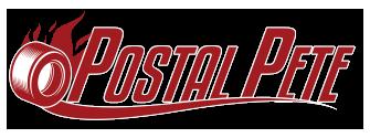 Postal Pete  Logo
