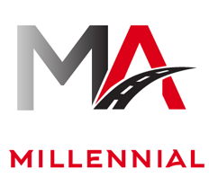 Millennial Auto Group Logo