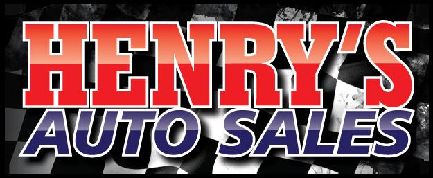 Henrys Auto Sales Logo