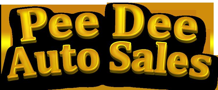Pee Dee Auto Sales Logo