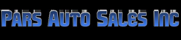 Pars Auto Sales INC Logo