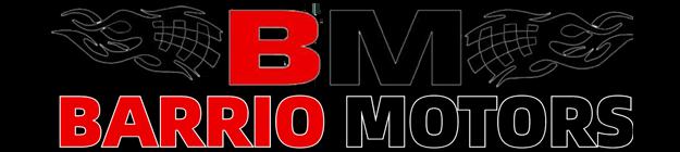Barrio Motors Logo
