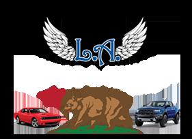 L.A. Autos & Truck Logo