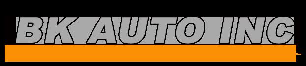 BK Auto Inc. Logo