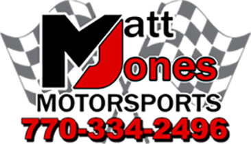 Matt Jones Motorsports Logo