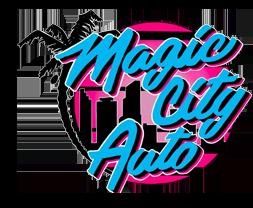 Magic City Auto Logo