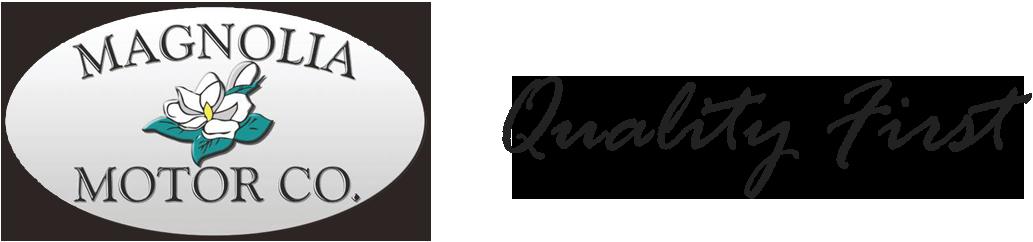 Magnolia Motor Company Logo