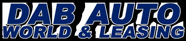 DAB Auto World & Leasing Logo