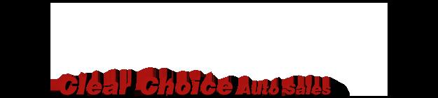 Clear Choice Auto Sales LLC Logo