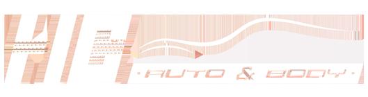 HC Auto and Body Logo