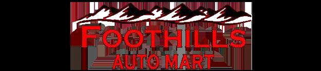 Foothills Auto Mart Logo