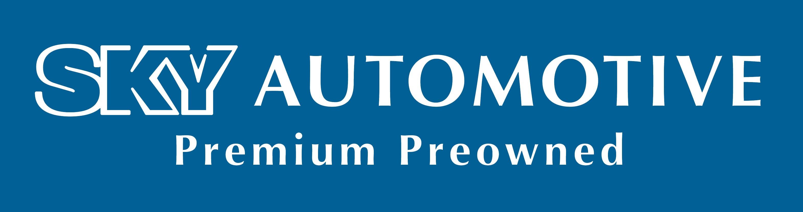 SKY Automotive Premium Preowned Logo