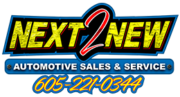 Next2New Automotive Sales Logo
