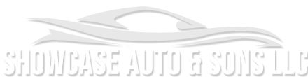 Showcase Auto & Sons LLC Logo